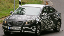 Spied: Opel Vectra fourth generation