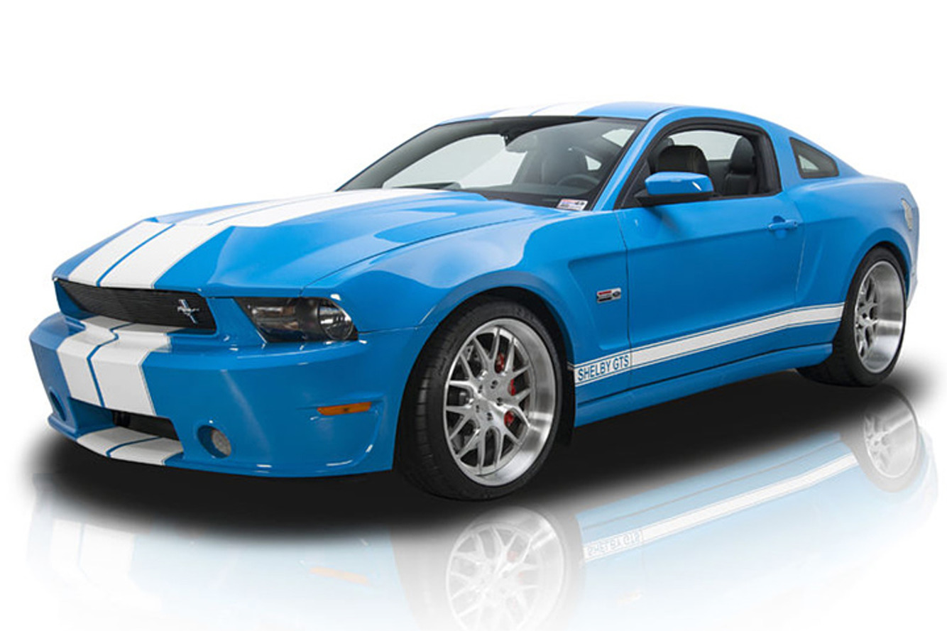 eBay Find Shelby Mustang Prototype Has Only 571 Miles