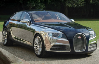 Bugatti CEO: Galibier Sedan Dead, Veyron Replacement In Works