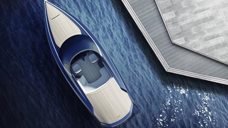 Aston Martin AM37 yacht going into production late 2015