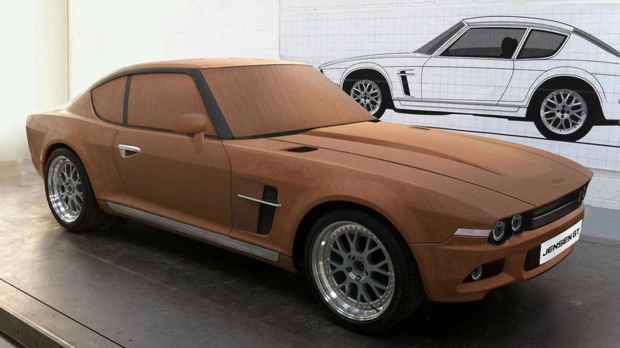 Jensen announces Geneva debut for limited edition GT with 6.4 V8, new Interceptor in 2016
