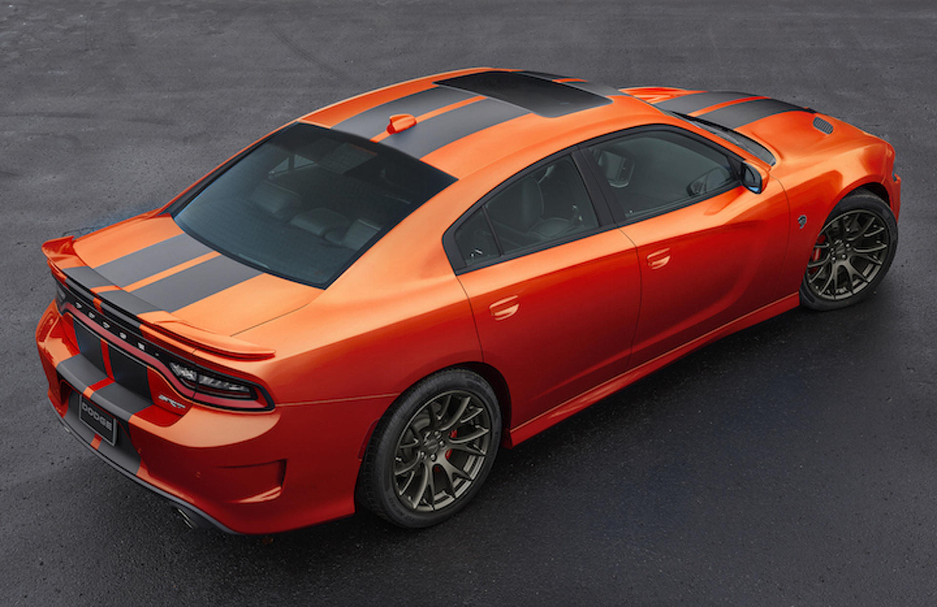 Orange You Glad You Can Buy a Dodge Challenger Hellcat in 'Go Mango'?