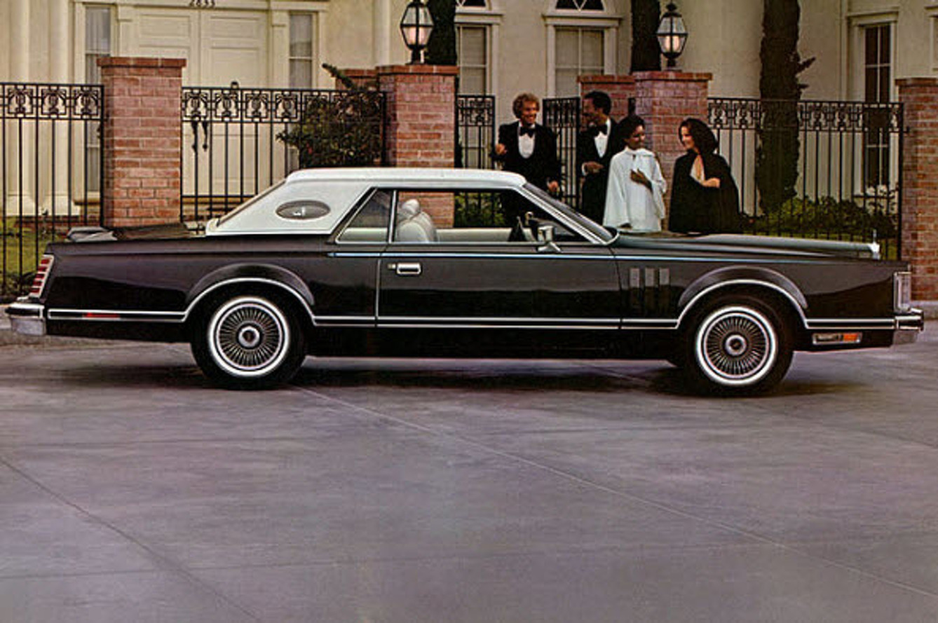 Four Forgotten Ford and Lincoln Designer Editions