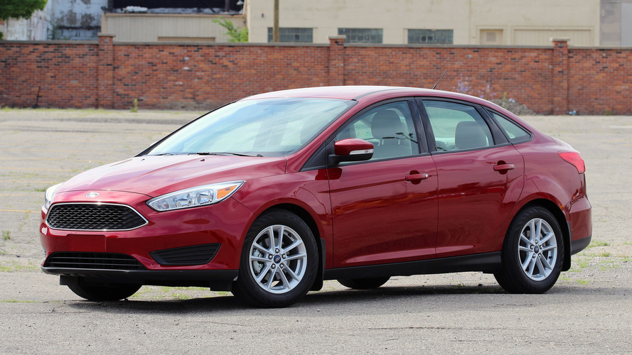 2016 Ford Focus: Review
