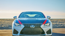 L.A. Clippers-themed Lexus RC F