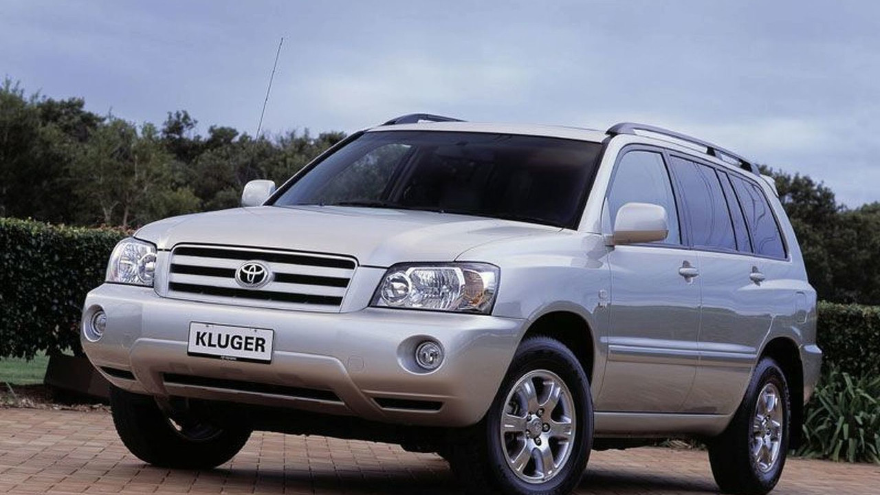 Toyota Limited Edition Kluger CV Sport