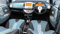 Nissan Note Inspired by Adidas Concept