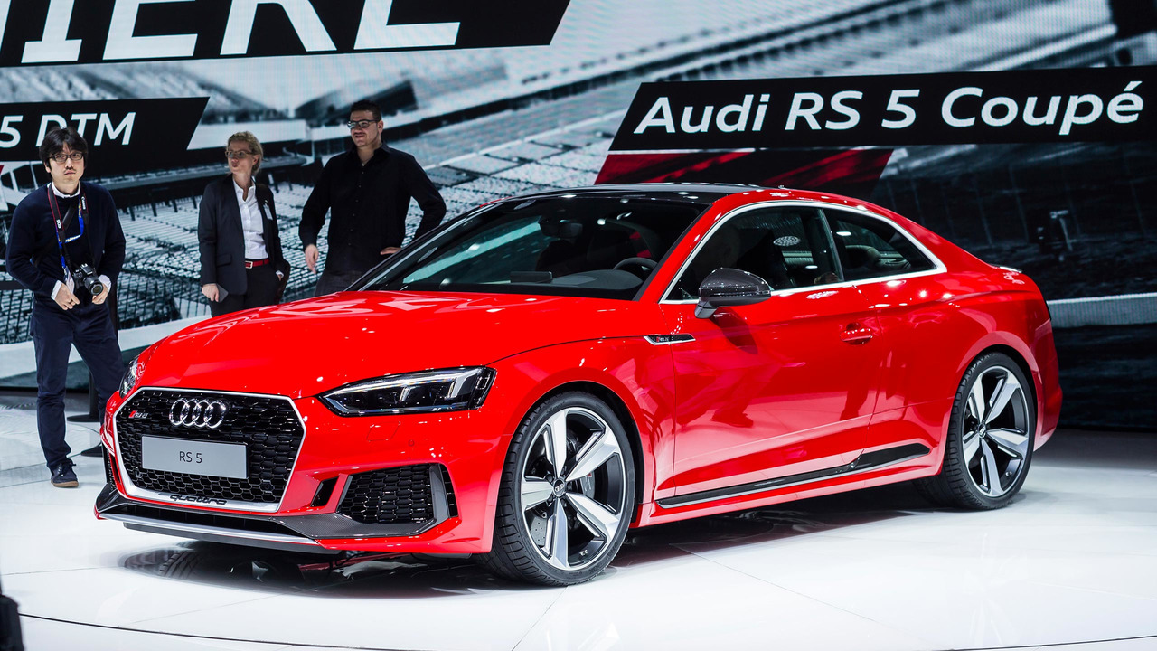 audi rs5 is more powerful faster than porsche panamera 4s. Black Bedroom Furniture Sets. Home Design Ideas