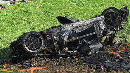 Swiss Hillclimb Organisers Fined Over Hammond Crash