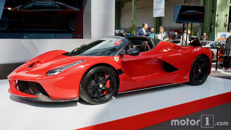 LaFerrari Aperta, 812 Superfast Ready For Close-up [68 Photos]