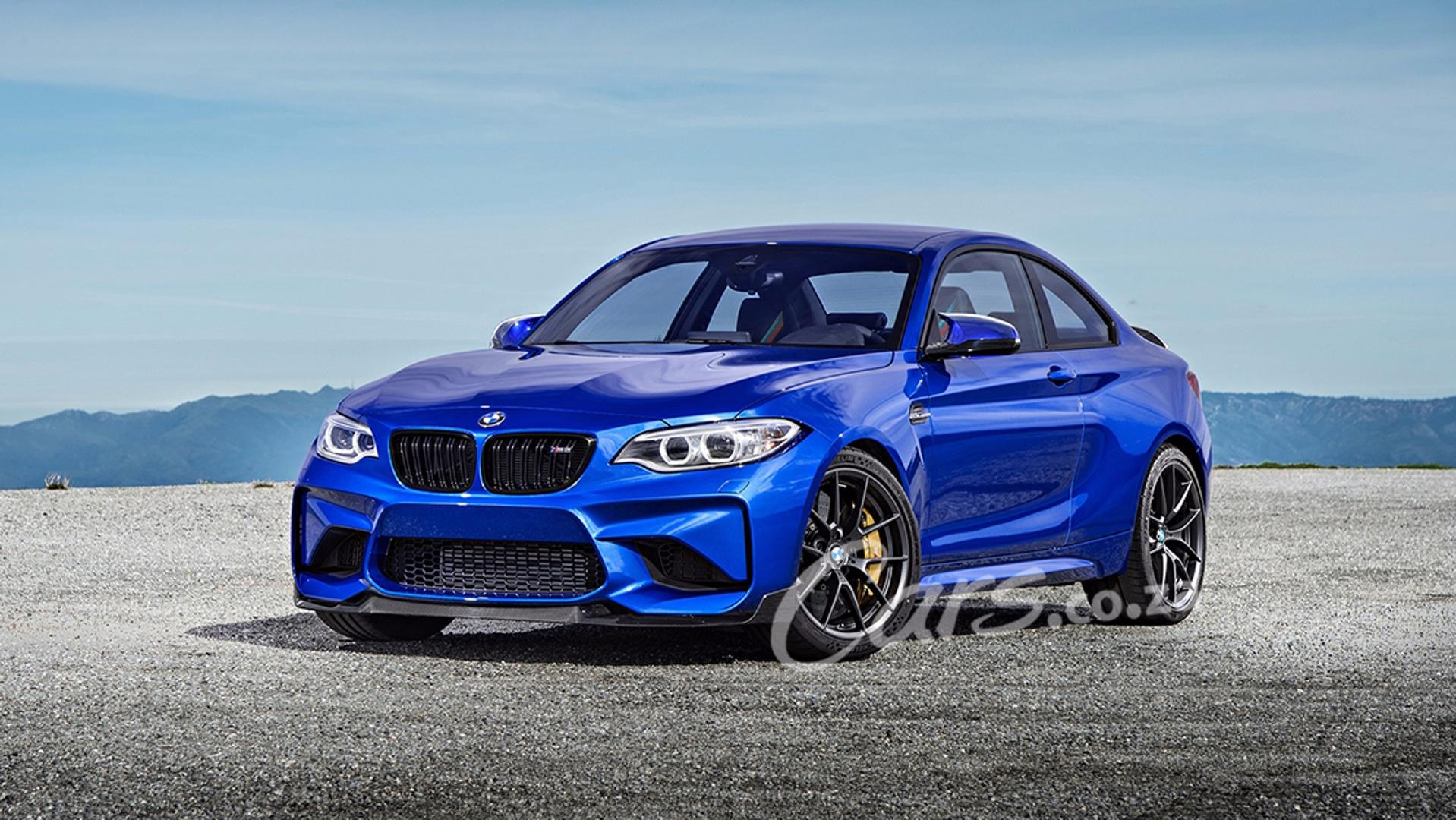 New Cars 2018 >> BMW M2 CS Details Emerge To Reveal Only 1,000 Units Will Be Made