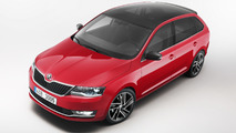 2017 Skoda Rapid Spaceback facelift