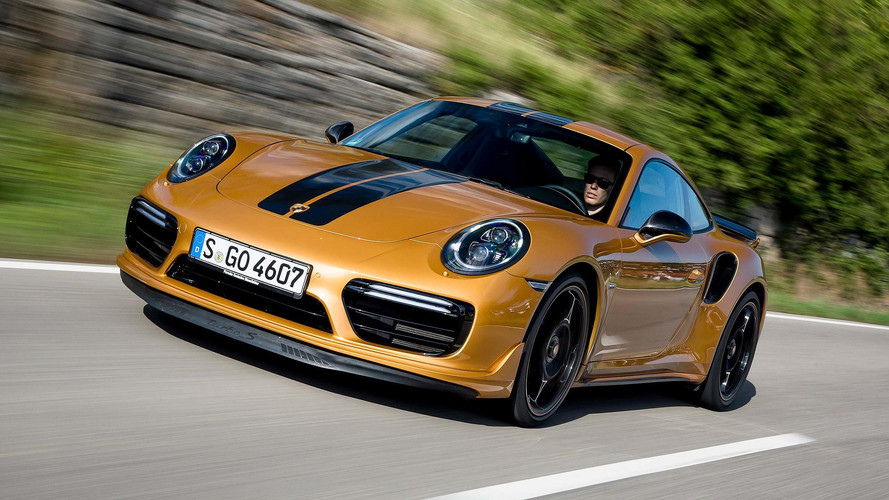 2017 Porsche 911 Turbo S Exclusive Series First Drive: Really Fast, Really Expensive