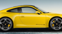 Porsche 911 facelift by Porsche Exclusive