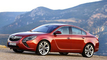 Opel Insignia facelift rendered by David Kiss 09.08.2011