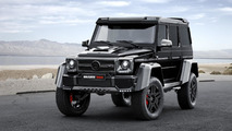 Brabus upgrades the Mercedes-Benz G500 4x4² to 500 PS
