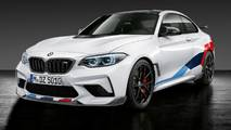 BMW M2 Competition con accesorios M Performance
