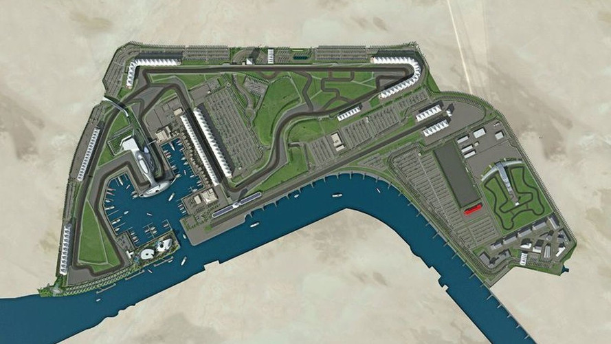 GP2 as test-run for new Abu Dhabi track