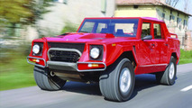 Lamborghini to build LM002 successor - report