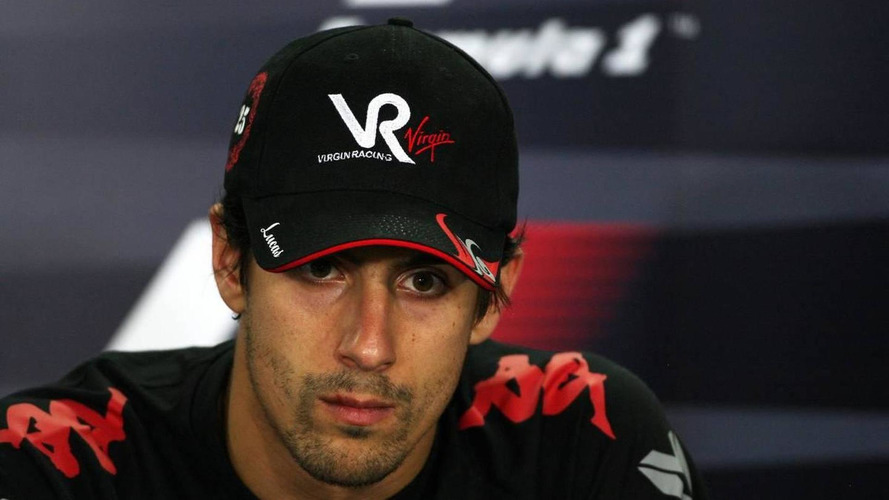 Di Grassi happy with place at Virgin