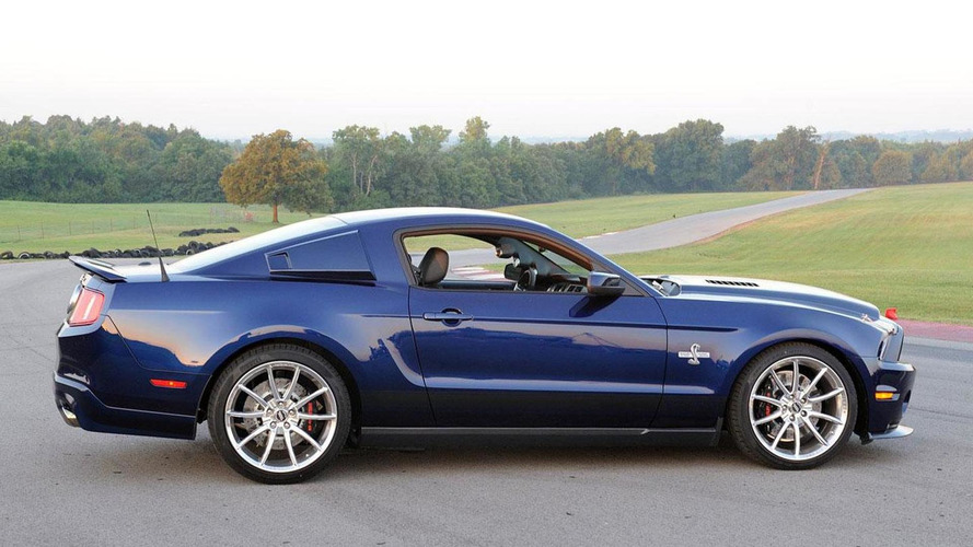 2011 Ford Shelby GT500 Super Snake package with 800 horsepower announced