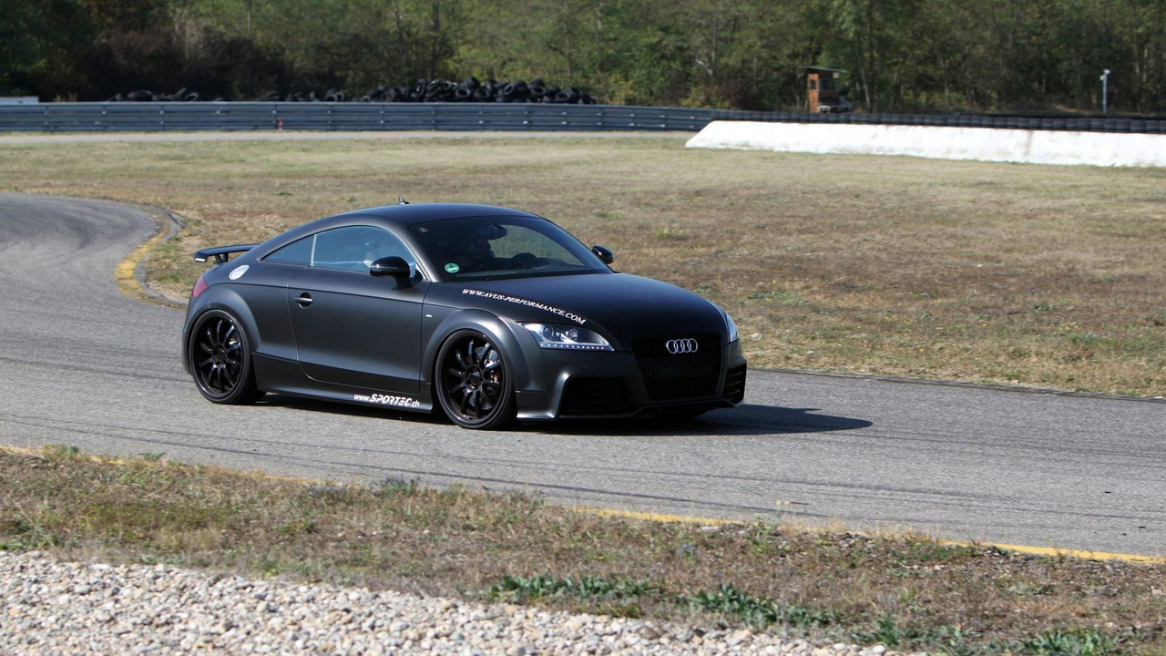 Audi TT-RS by AVUS Performance