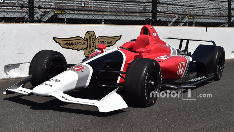 IndyCar Unveils 2018 Car Ahead Of Honda And Chevy Test