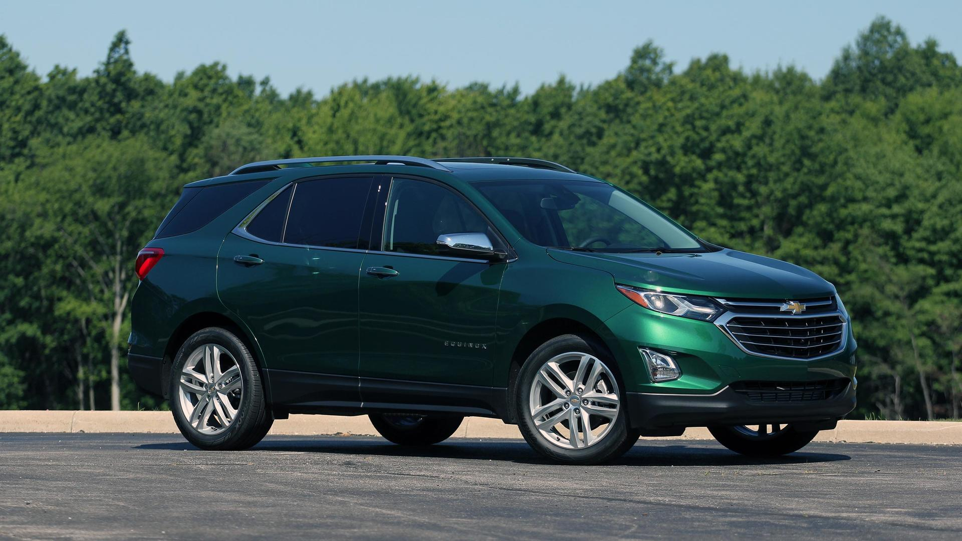 2018 chevrolet equinox review finally up to par. Black Bedroom Furniture Sets. Home Design Ideas