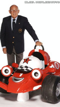 Roary The Racing Car and Sir Stirling Moss