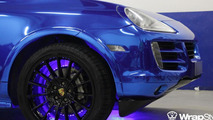 Are chrome wraps the hot new trend for 2012?