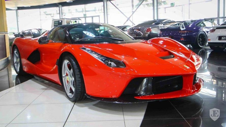 Is This LaFerrari Aperta For $7.35 Million Asking Too Much?
