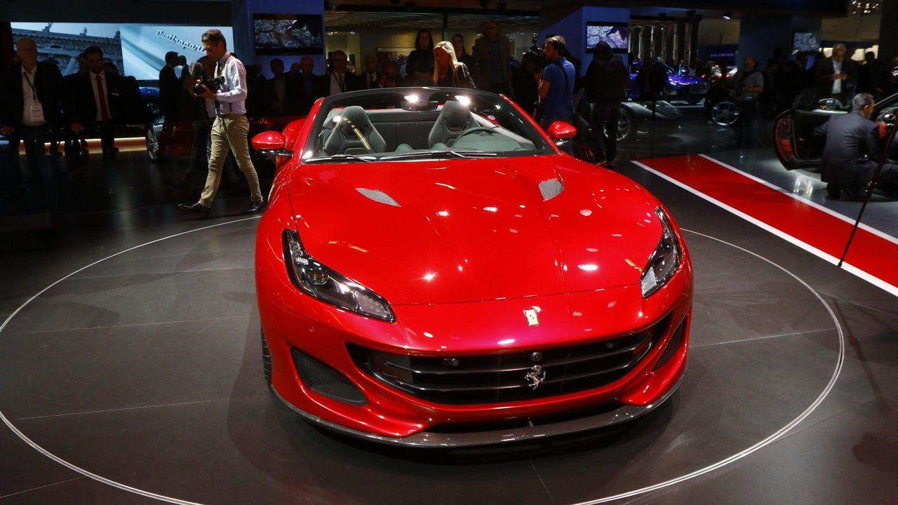 2018 ferrari colors. unique ferrari ferrari portofino live in frankfurt in 2018 ferrari colors w