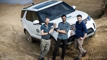 Land Rover Water Diaries Expedition