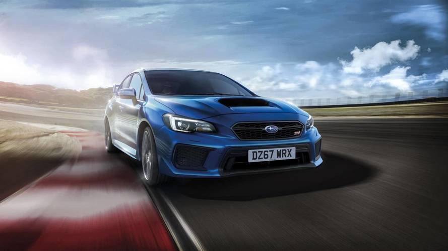 Subaru WRX STI Final Edition Marks The End Of An Era For UK Model