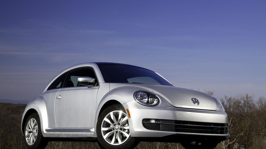 2015 Volkswagen Beetle, Golf, Passat & Jetta to offer a new EA288 diesel engine