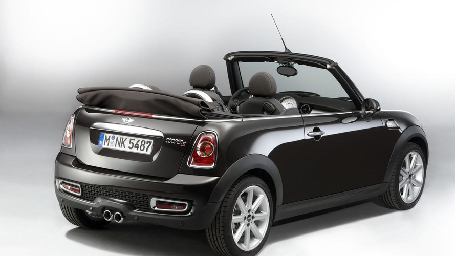 mini cooper convertible highgate special edition announced. Black Bedroom Furniture Sets. Home Design Ideas