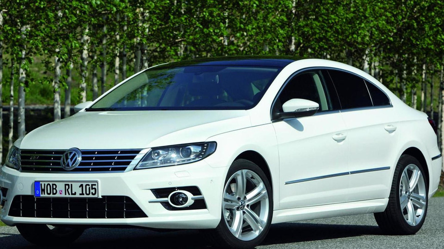 Volkswagen working on CC Shooting Brake - report