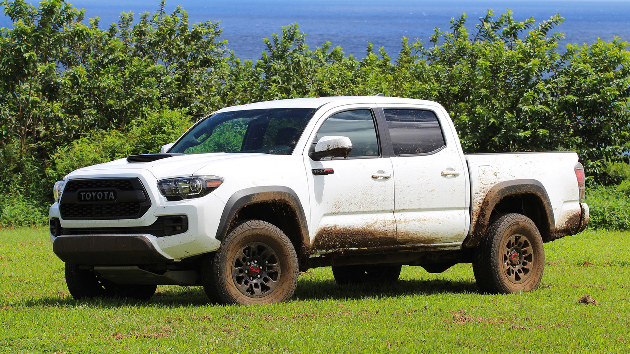 toyota recalls 228k tacomas for leaking diff that could seize. Black Bedroom Furniture Sets. Home Design Ideas