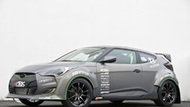 ARK Performance Hyundai Veloster for SEMA - 2.11.2011