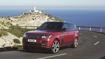 2017 model Land Rover Range Rover