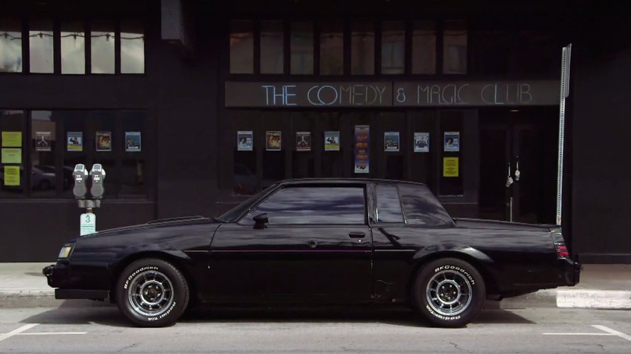 Jay Leno drives David Spade's 1987 Buick Grand National