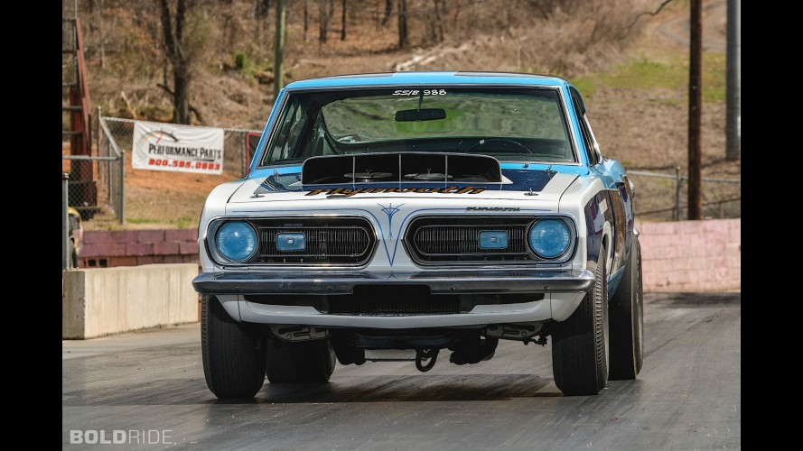 Plymouth Barracuda BO29 Super Stock