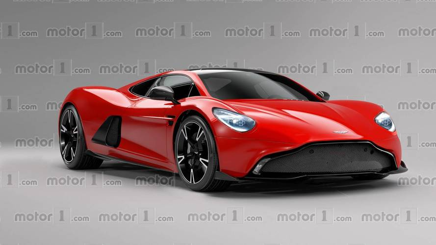 Mid-Engined Aston Martin Baby Valkyrie Getting Hybrid Power