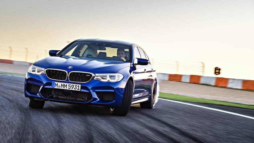 BMW M5 Vs. Mercedes-AMG E63 S: The Numbers