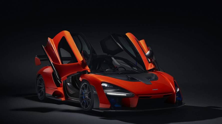 McLaren Senna Breaks Cover With 789 HP And Striking Design