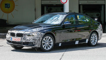 2016 BMW 3-Series spy photo