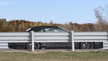 2015 Ford Mustang Convertible spy photo