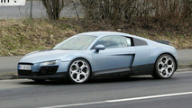 Audi R8 Spy Photos