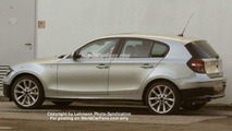 SPY PHOTS: BMW 1 Series Facelift