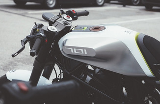 Husqvarna's New Vitpilen Bikes and 701 Concept are the Definition of Desirable